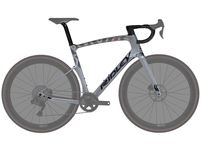 Ridley Bikes Kanzo Fast Disc Frameset, anthracite metallic